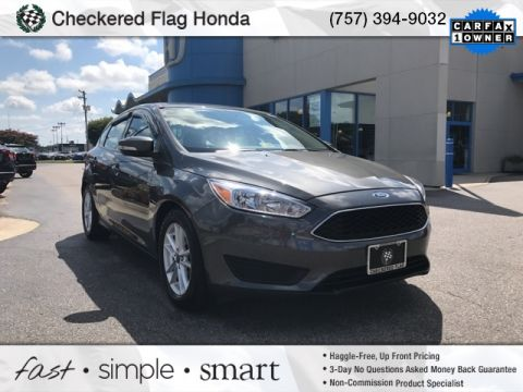 Used Vehicle Specials and Sales Norfolk  Checkered Flag Honda