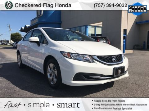 713 Used Cars in Stock Norfolk Virginia Beach  Checkered Flag Honda
