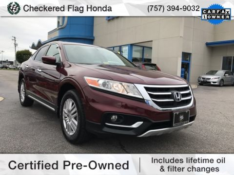 Certified PreOwned Vehicles  Checkered Flag Honda
