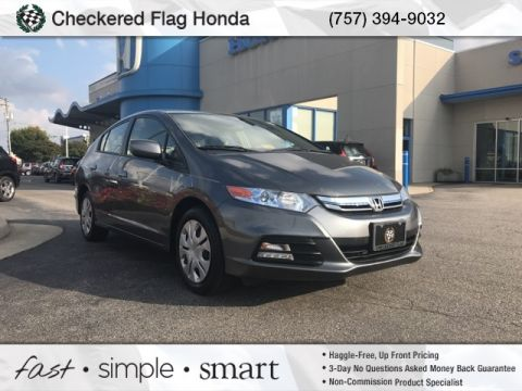 PreOwned 2013 Honda Insight LX 4D Hatchback in Norfolk H26616A