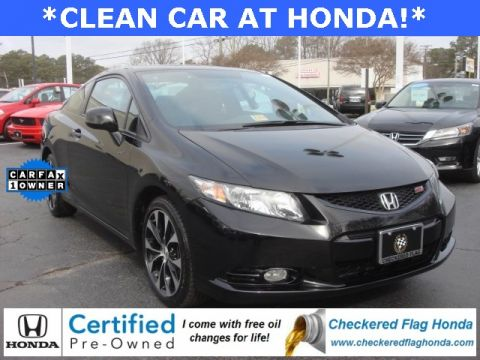Certified pre owned 2013 honda civic ex 4d sedan in for Certified used honda civic